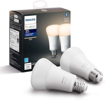 Philips Hue LED Smart Bulbs (2 Pack)