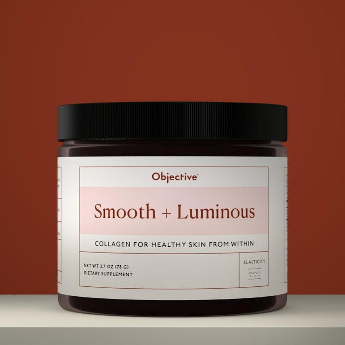 Smooth + Luminous Collagen Powder