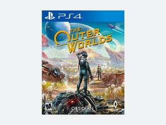 The Outer Worlds on PS4