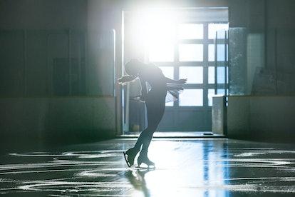 Kaya Scodelario stars in Netflix's Spinning Out series.