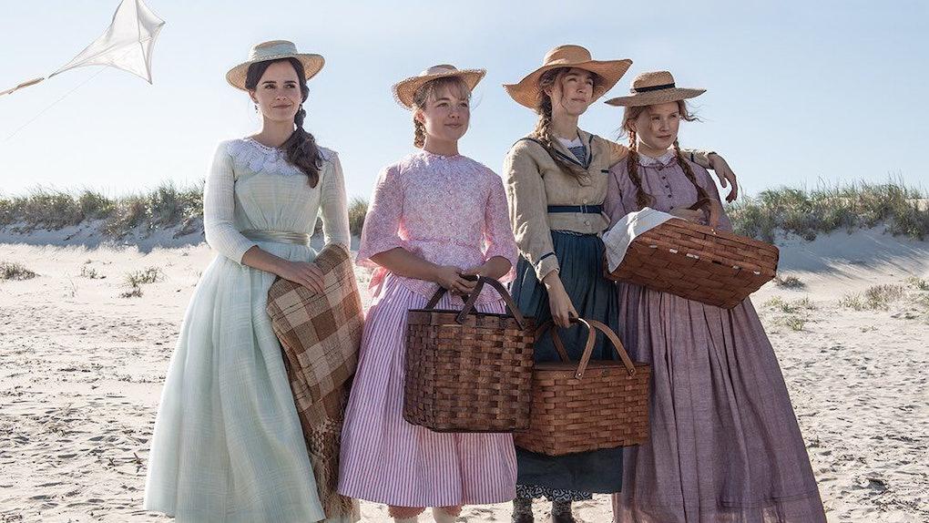The cast of Little Women