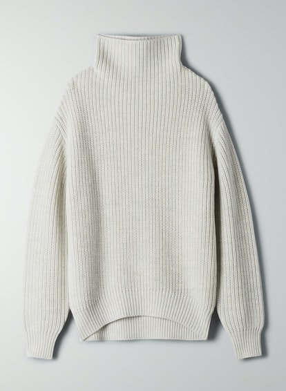 Montpellier Mockneck Sweater