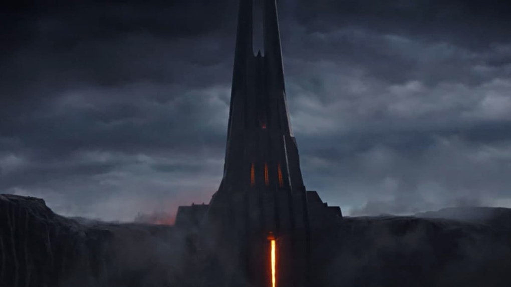Mustafar in Rogue One A Star Wars Story