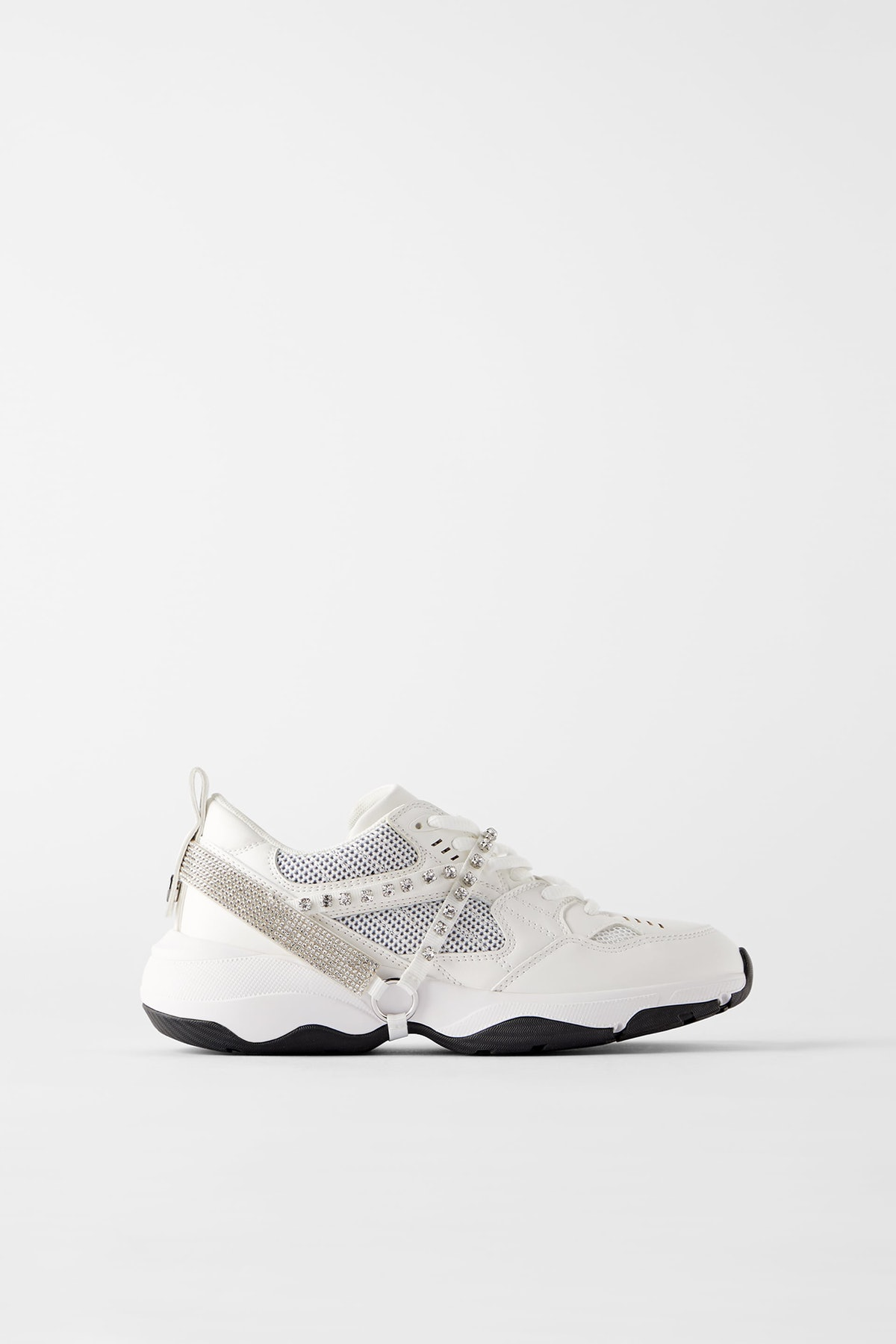 Bejeweled Sneakers