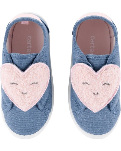 Carter's Denim Casual Sneakers