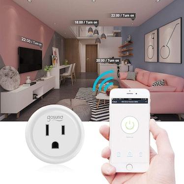 Gosund Mini Smart Plugs (4-Pack)