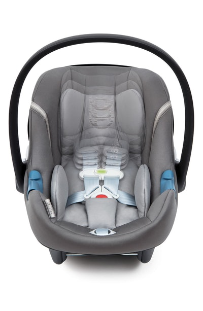 Cybex Aton M SensorSafe™ Infant Car Seat & SafeLock™ Base