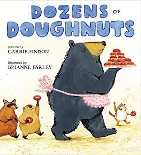 Dozens Of Doughnuts
