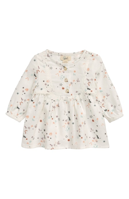 Peek Essentials Floral Cat Blouse