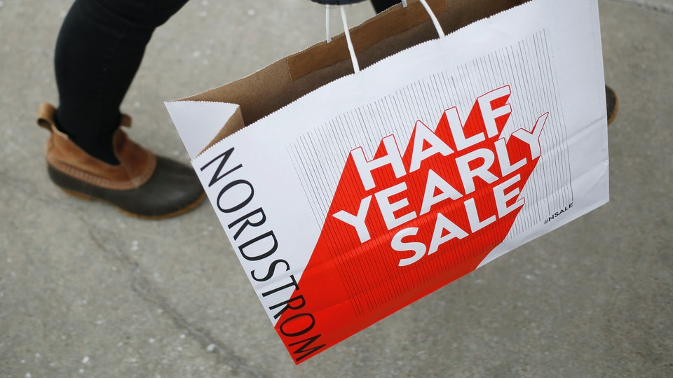 Nordstrom half yearly sale 2019 has items for babies, kids, and women up to 50% off