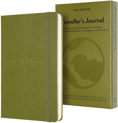 Moleskine Passion Journal, Travel