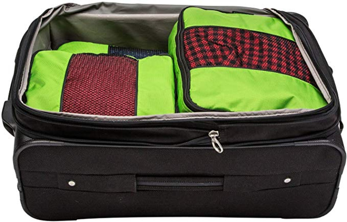 TravelWise Packing Cube System (5-Piece)