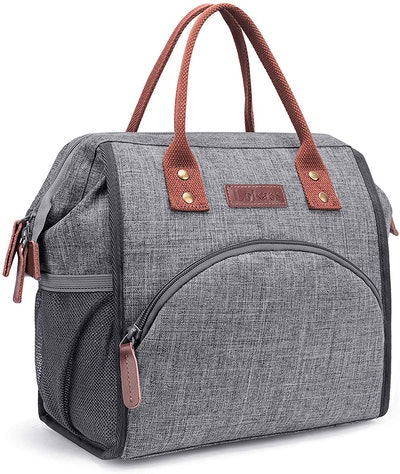 LOKASS Insulated Lunch Bag