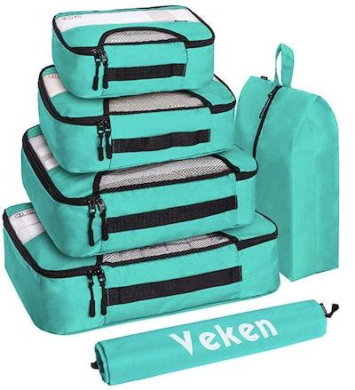 Veken Packing Cubes (Set of 6)