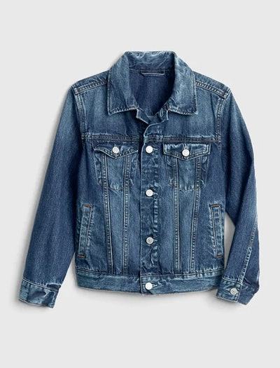 Kids' Denim Icon Jacket