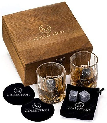 EMCOLLECTION Whiskey Gift Set