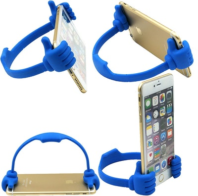 Thumbs Up Flexible Cell Phone Display Stand (2-Pack)