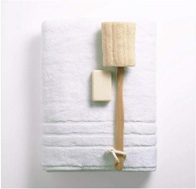 Cariloha 600 GSM Bamboo & Turkish Cotton Bath Towel