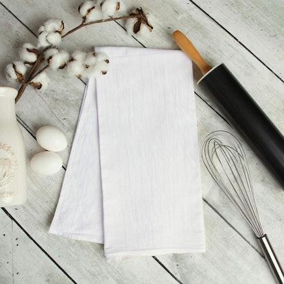 Utopia Kitchen Flour Sack Dish Towels (12-Pack)
