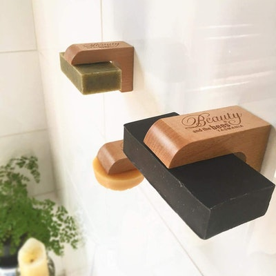 Beauty and the Bees Magnetic Soap Holder