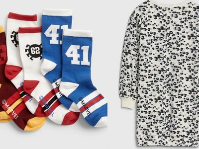 Gap's year-end sale includes up to 75% off wardrobe must-haves.