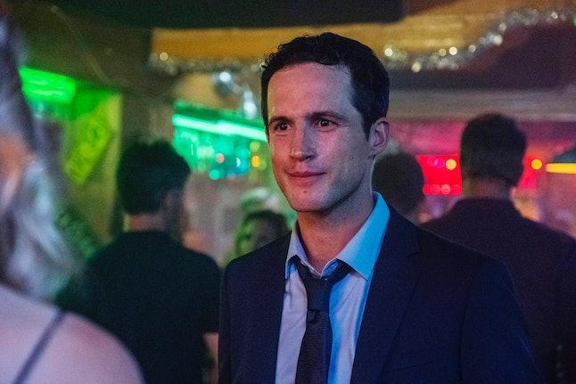 Rob Heaps as Matt French, Coach Collette's husband in USA's Dare Me.