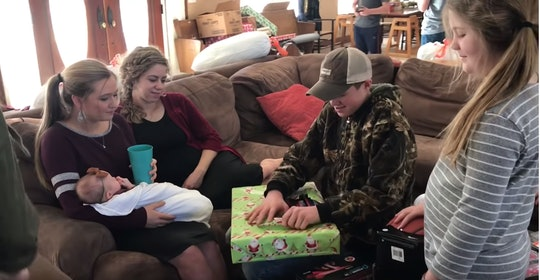 The Duggars have a smart system for handing Christmas gifts with their large family.