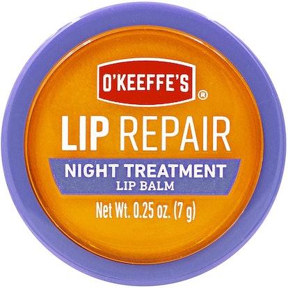 O'Keeffe's Lip Repair Night Treatment