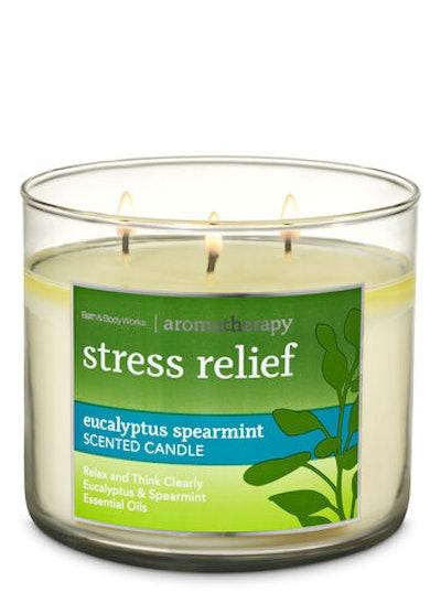 Eucalyptus Spearmint 3-Wick Candle