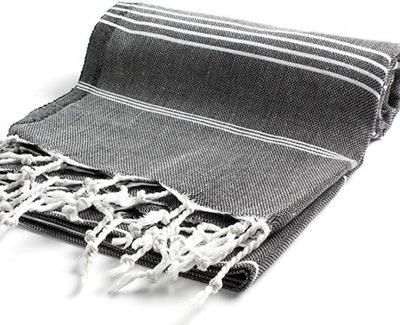 Cacala 100% Cotton Turkish Bath Towel
