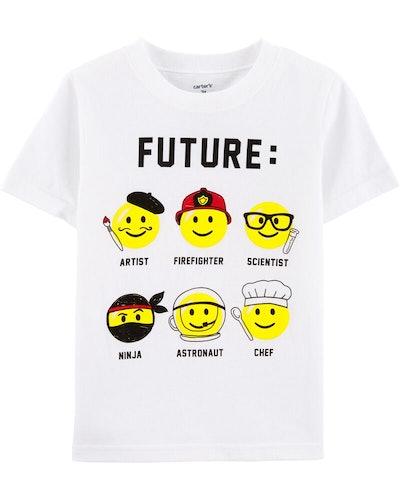 Future Emojis Jersey Tee