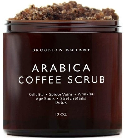 Coffee Body & Face Scrub