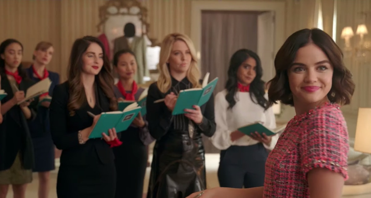 'Katy Keene' is one of many new shows premiering in 2020