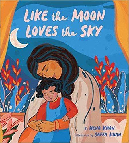 Like the Moon Loves the Sky