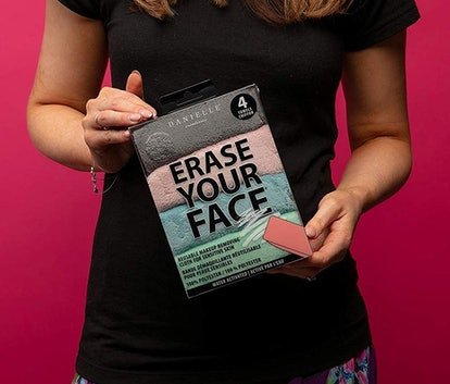 Erase Your Face Makeup Remover Cloths (4-Pack)