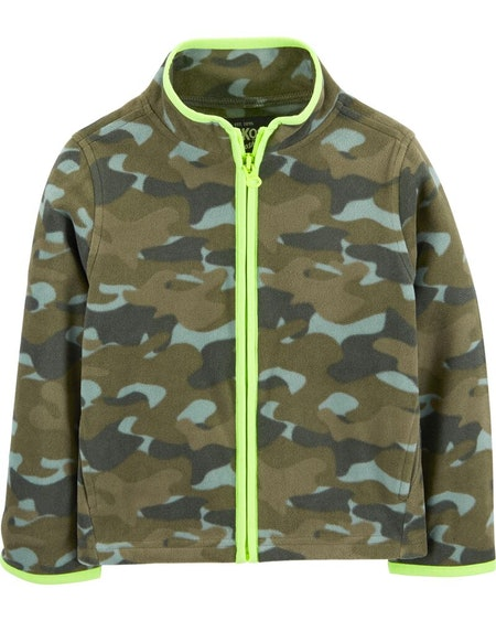 Camo B'gosh Fleece Cozie