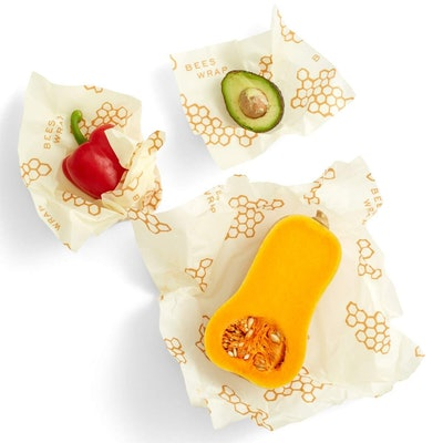 Bee's Wrap Beeswax Food Wraps (Set of 3)
