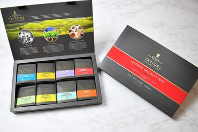 Taylors of Harrogate Classic Tea Variety Box (48 Pack)