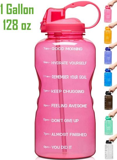 Venture Pal Motivational Water Bottle