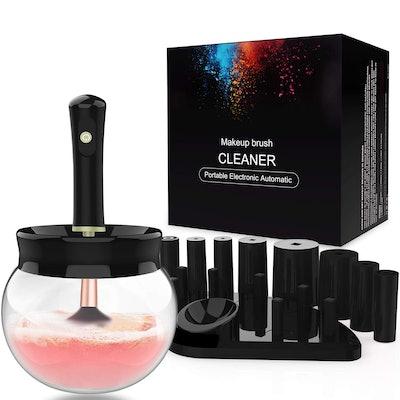 RICRIS Premium Makeup Brush Cleaner Kit