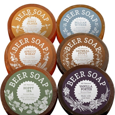 Beer Soap Gift Pack