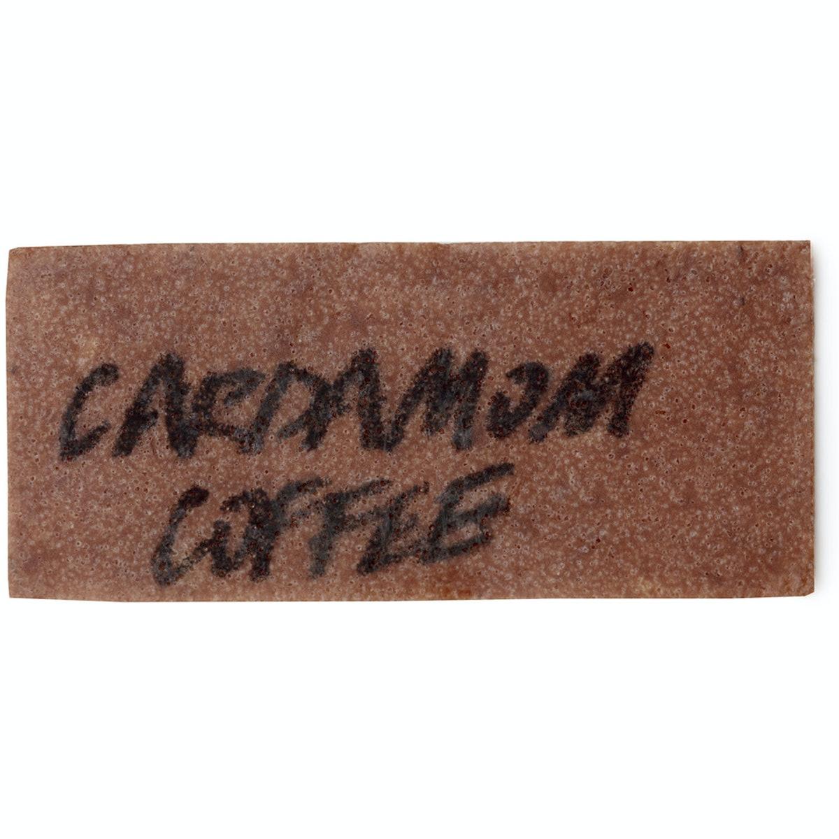 Cardamom Coffee Wash Card