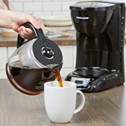 BLACK+DECKER Programmable Coffee Machine