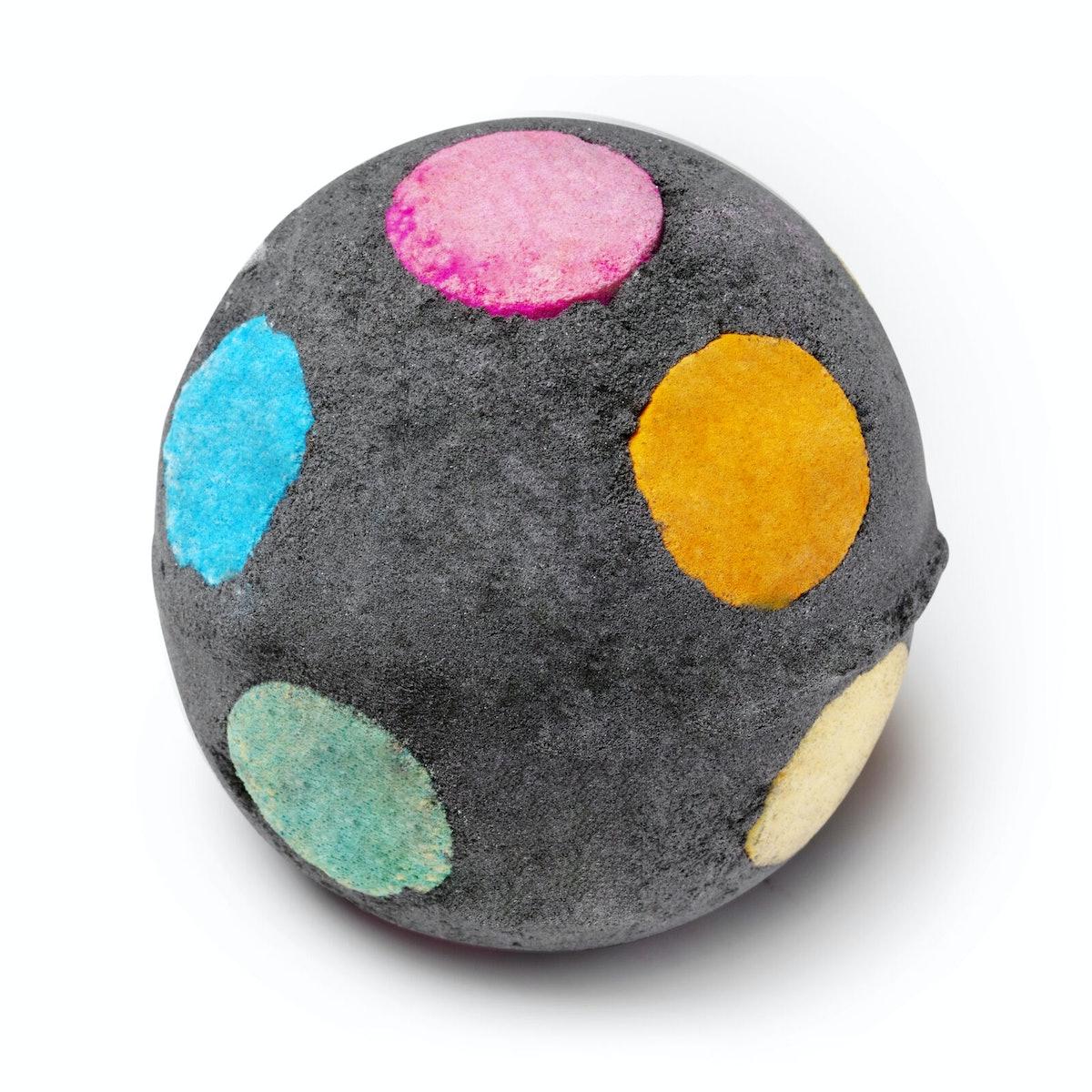 World's Smallest Disco Bath Bomb