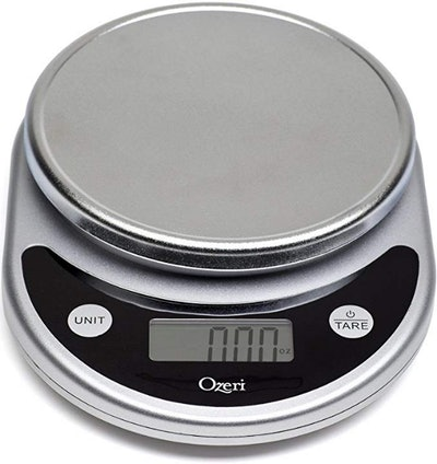 Ozeri Pronto Digital Multifunction Kitchen Scale
