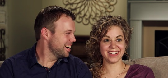 John David and Abbie Duggar are expecting their first child in the new year.