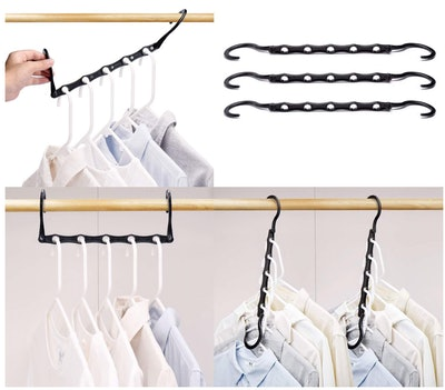 HOUSE DAY Space-Saving Hangers