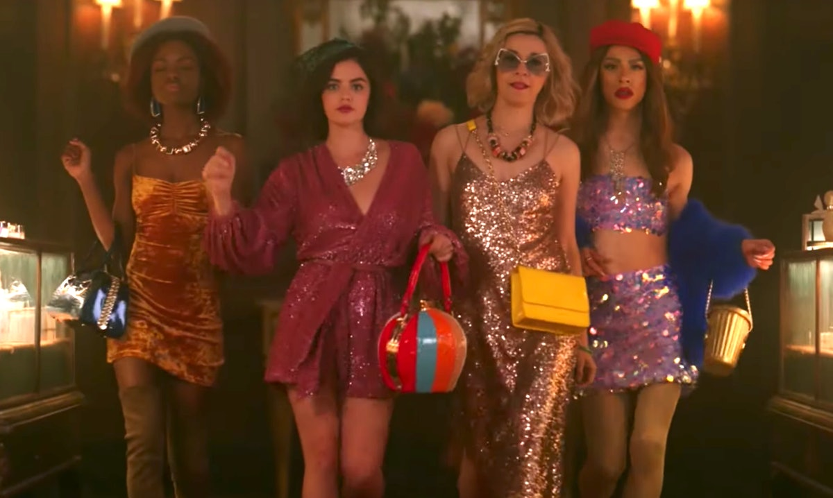 Fashion legend-to-be Katy Keene (Lucy Hale) will have her own show on Netflix in 2020.