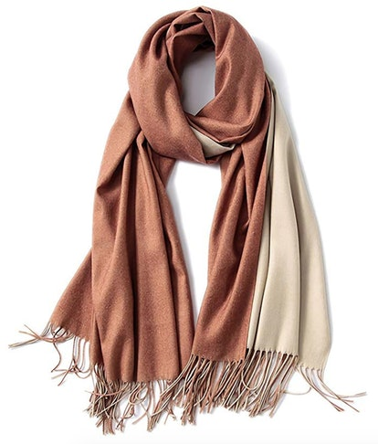 FORTREE Two-Tone Scarf