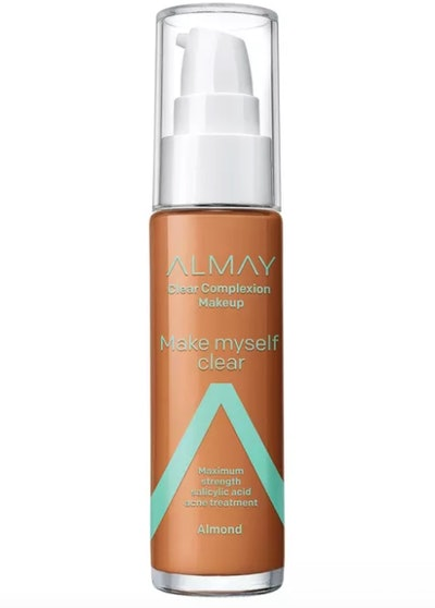 Clear Complexion Makeup Tan Shades